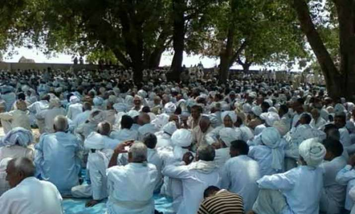 khap body holds meeting ahead of protest on may 11
