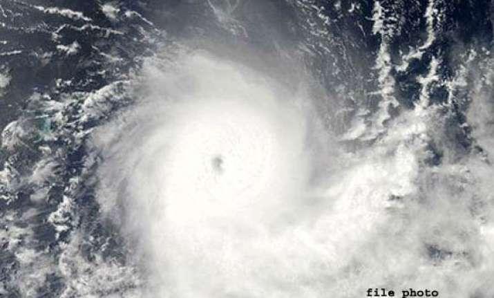cyclone nilofar ndrf deploys 14 rescue teams in gujarat