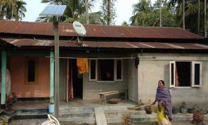northeast s first smart village along indo bhutan border