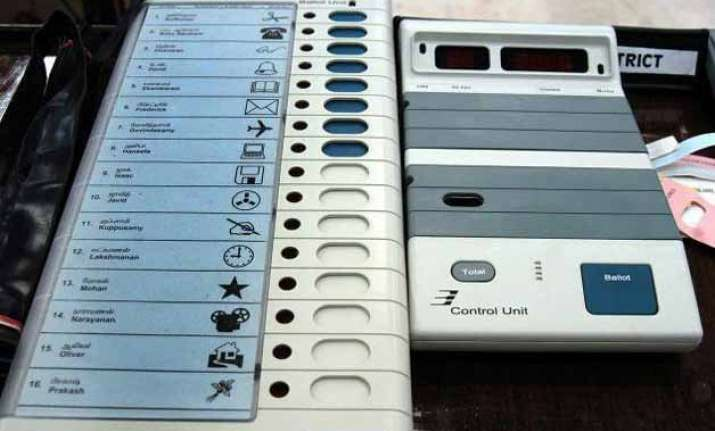 evms to display photos of candidates to check dummies