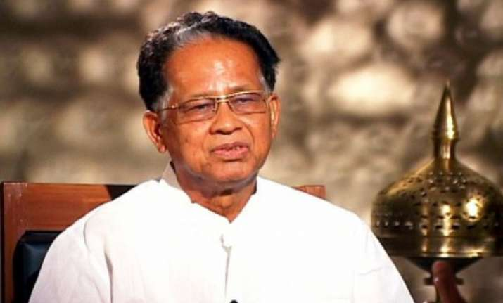 gogoi threatens to stop ongc ops in assam