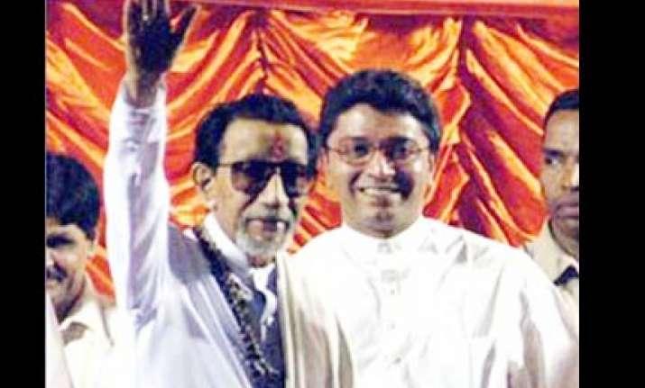 thackeray renames raj as dhanajirao