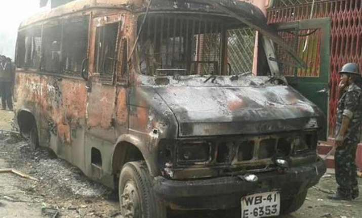 malda violence aimed to scare off local hindus pro rss