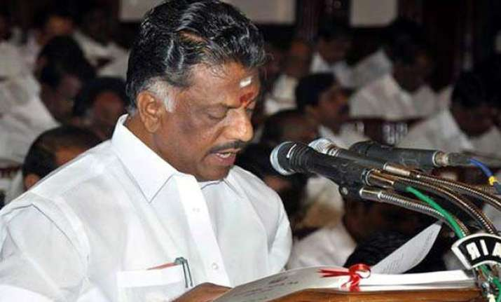 tax free budget in tamil nadu