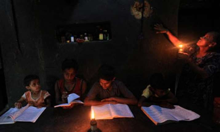 96 villages electrified but only 69 of homes have power