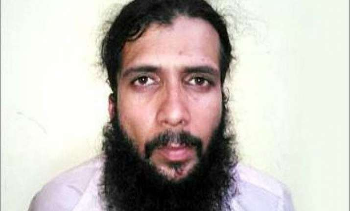 yasin bhatkal alleges threat to life seeks 24 hr