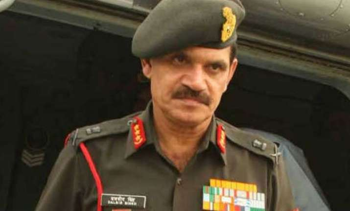army chief to review security situation in north east today