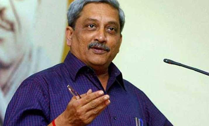 arms procurement manohar parrikar to chair dac meet today