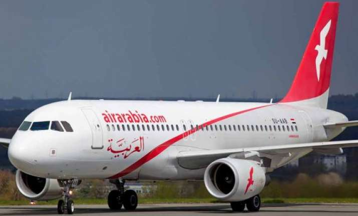 mp govt signs mou with air arabia for flt to uae from indore