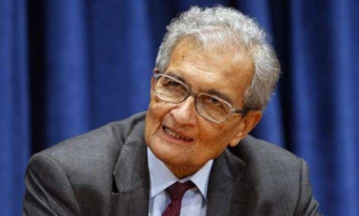 amartya sen skeptical over pm modi s idea of secularism