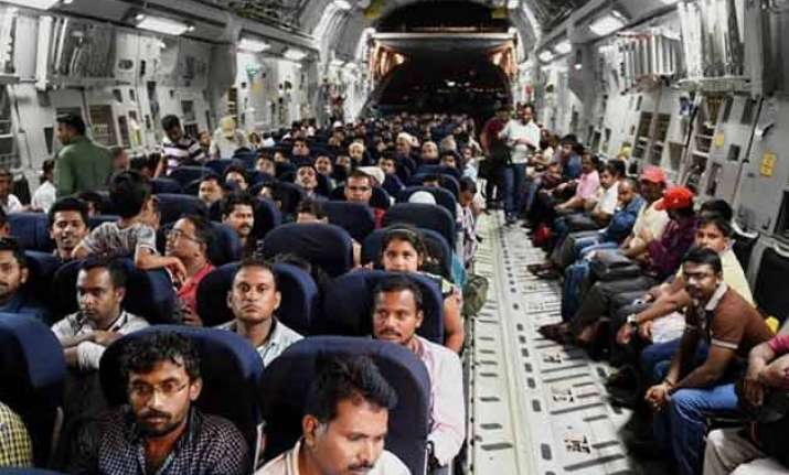 more indians to reach home in coming days from yemen