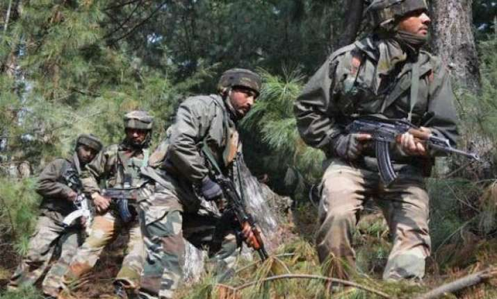 pakistan troops violate ceasefire throughout diwali