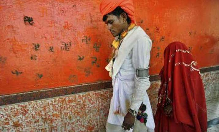 child marriages in mp girl became a bride at 10 mother of