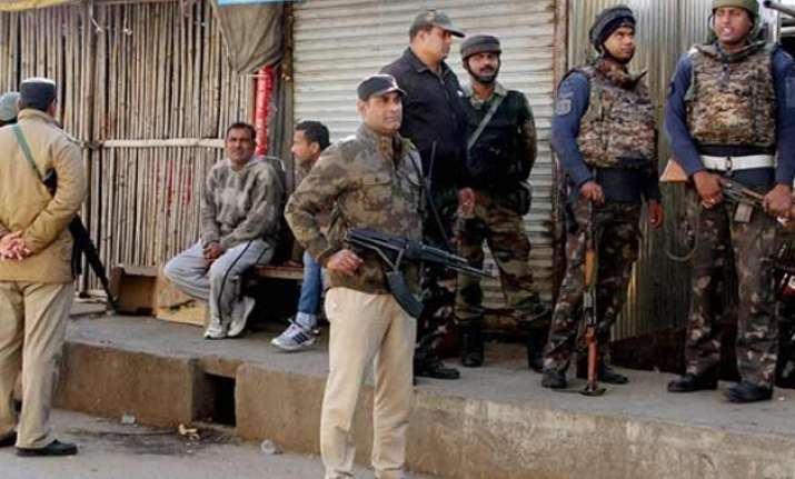 pathankot attackers made dry runs at pakistani air base