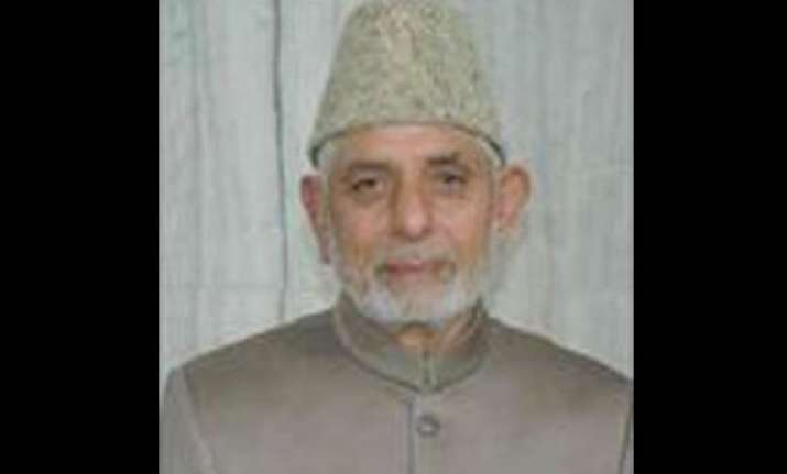 second attack on nc mla s residence in sopore