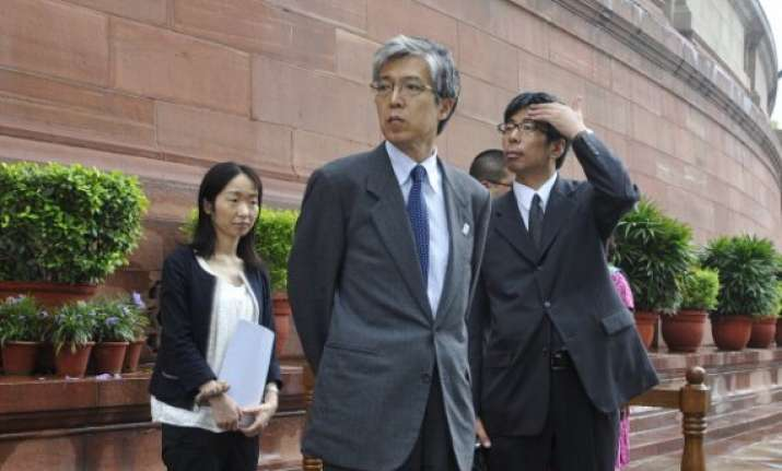 japan s new security policy to help close friends envoy