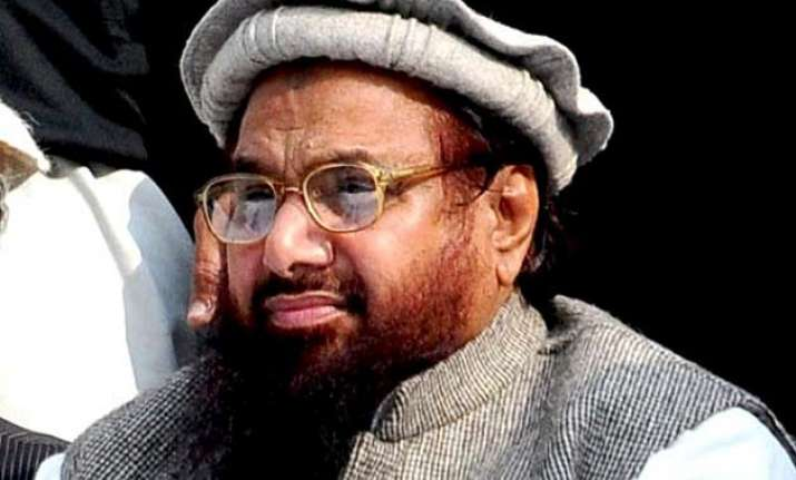 hafiz saeed masterminding terror attacks in kashmir spotted