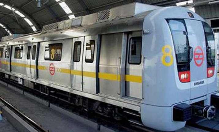 delhi metro trial runs begin on jehangirpuri samaypur badli