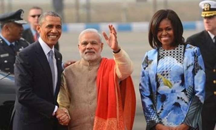 special kadhua banarasi silk saree for michelle obama