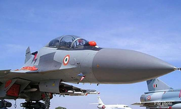 overhauled sukhoi 30 handed over to iaf