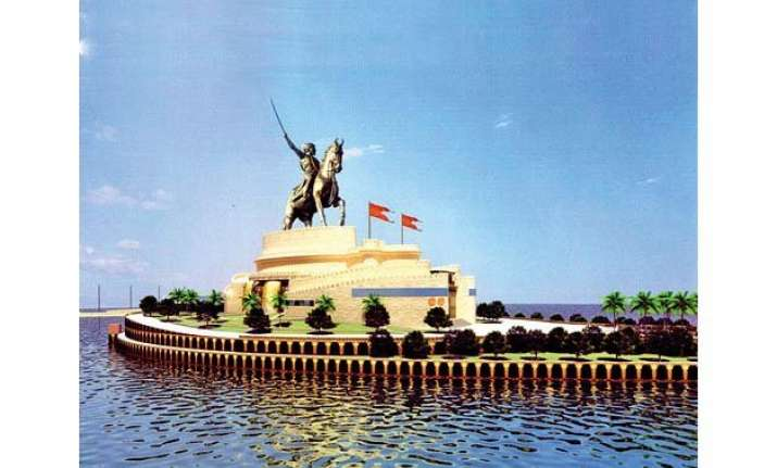 shivaji statue of rs 1900 crore gets z security