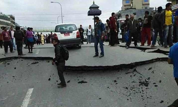 ndma had warned of massive life loss if quake of magnitude