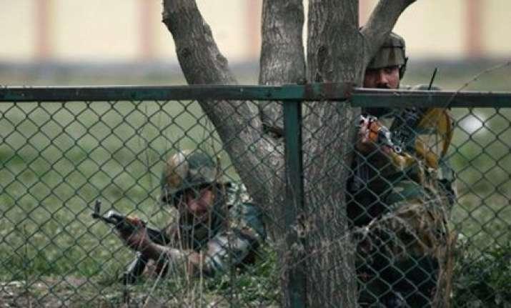 army jawan killed in encounter