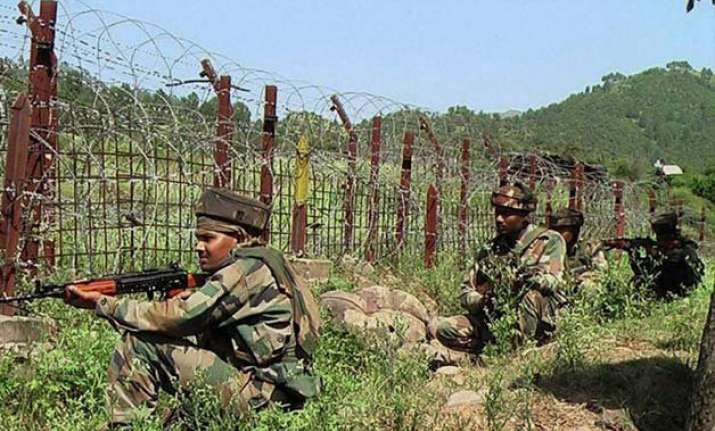 pakistan ceasefire violations continue for fifth day