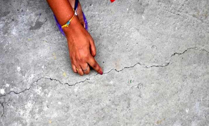 3.5 magnitude quake jolts assam