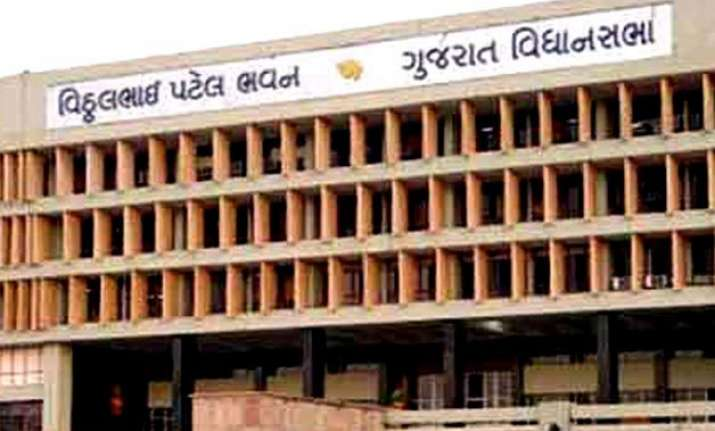 gujarat assembly scared of swine flu