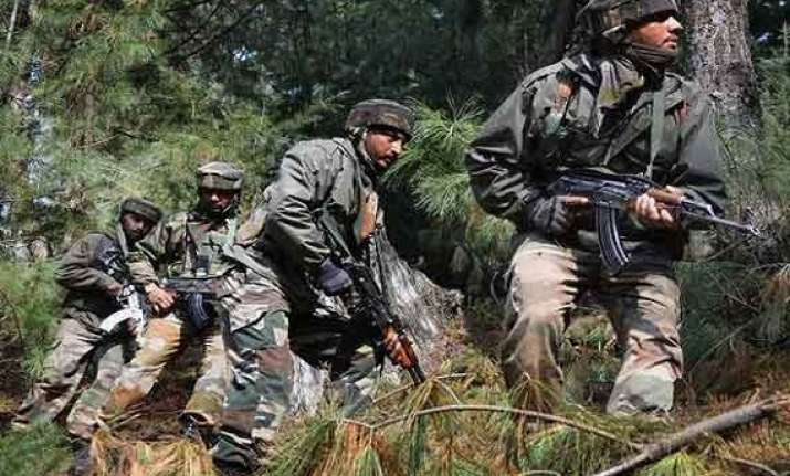 pakistan troops violate ceasefire second time in 2 days