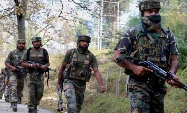 army intensifies patrolling along jammu srinagar highway