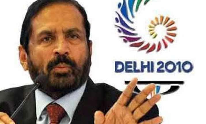kalmadi kept out of sonia s meeting with medal winners