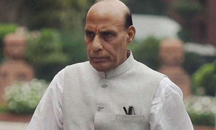 pathankot attack rajnath withdraws tweet on terrorists