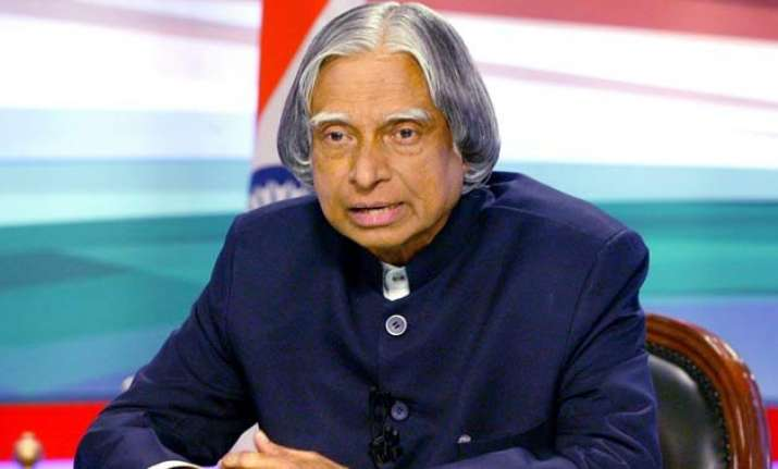 apj abdul kalam s birthday to be observed as youth