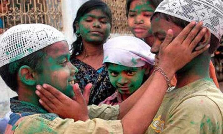 eid e gulabi the unifying colour and spirit of holi