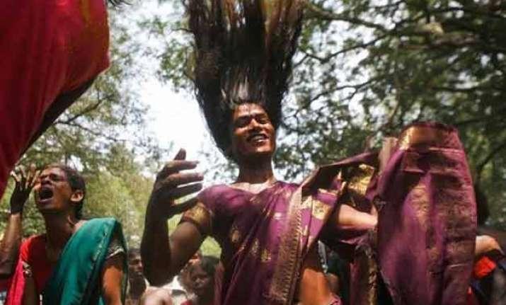 third gender members dance in bihar jail probe ordered