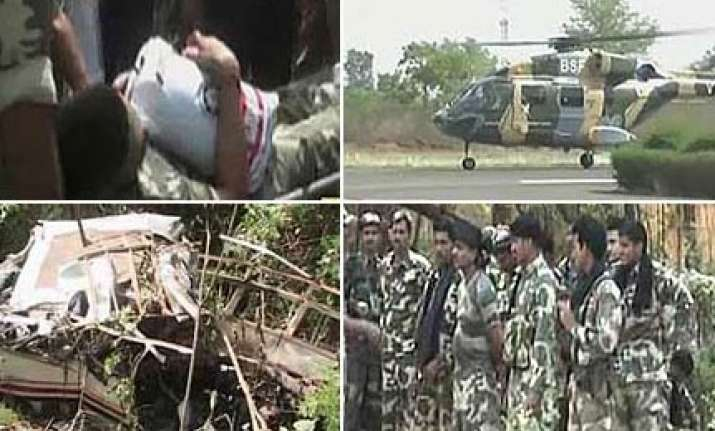 major maoist strike again in chhatisgarh 26 crpf jawans