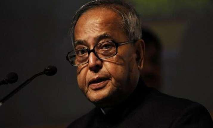president pranab mukherjee says new tourism policy on anvil