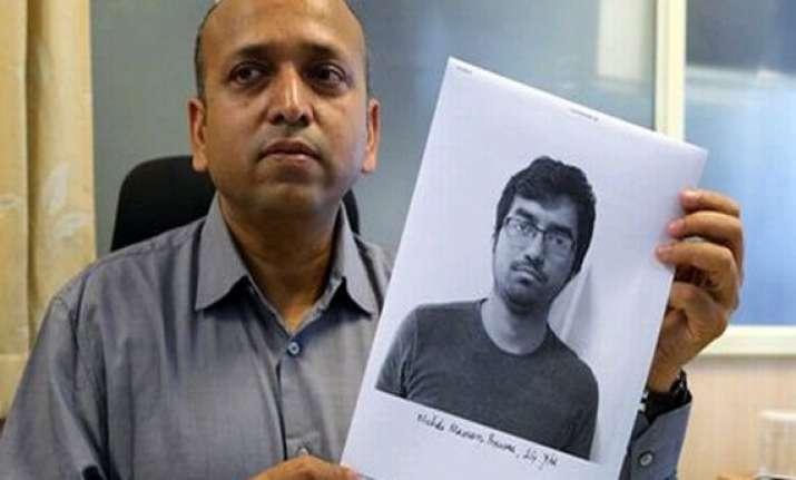 threat tweet to bengaluru policeman in mehdi case