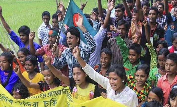 india bangladesh land boundary agreement enclaves dwellers