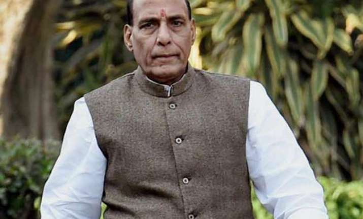 jnu rajnath singh remarks based on agencies inputs says mha