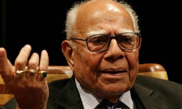 black money jethmalani attacks pm modi arun jaitley calls