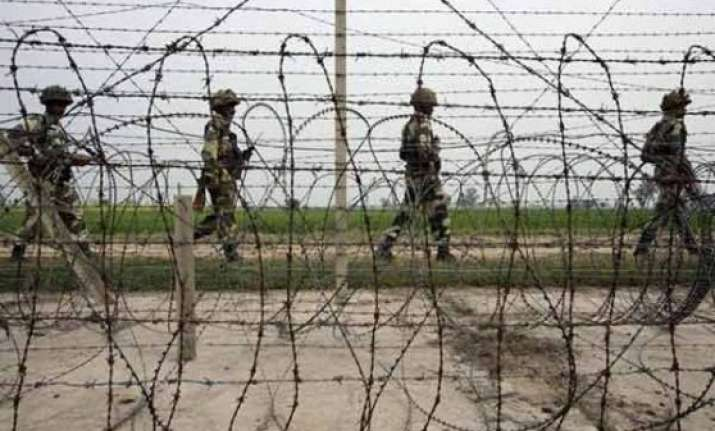 three injured as firing continues in jammu and kashmir