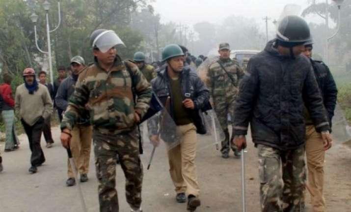 blast in west bengal three held