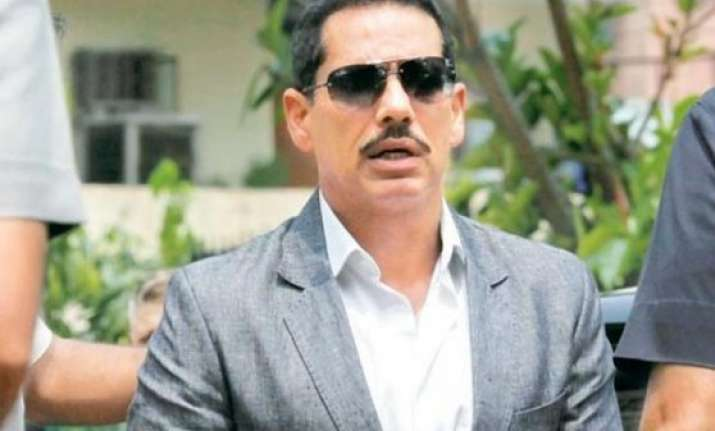 robert vadra s firm gets i t notice asked to explain land
