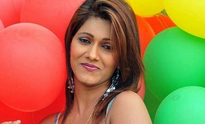 telugu actress arrested for red sanders smuggling