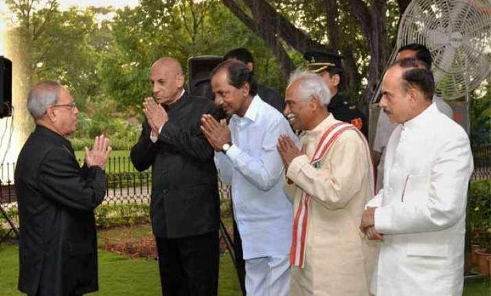 andhra pradesh takes its disputes with telangana to