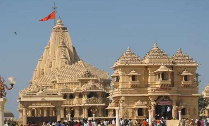 know interesting facts about somnath temple one of the 12