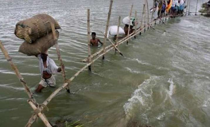 73 per cent of bihar gets flooded every year international